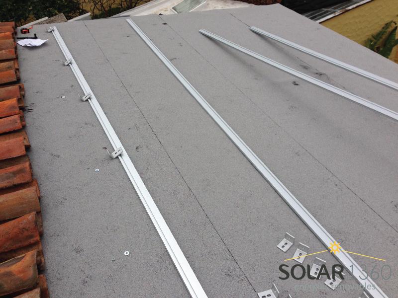 Paneles solares en Guadalajara casa1