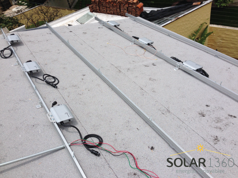 Paneles solares en Guadalajara casa4
